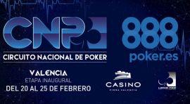 CNP888 en Casino Cirsa Valencia